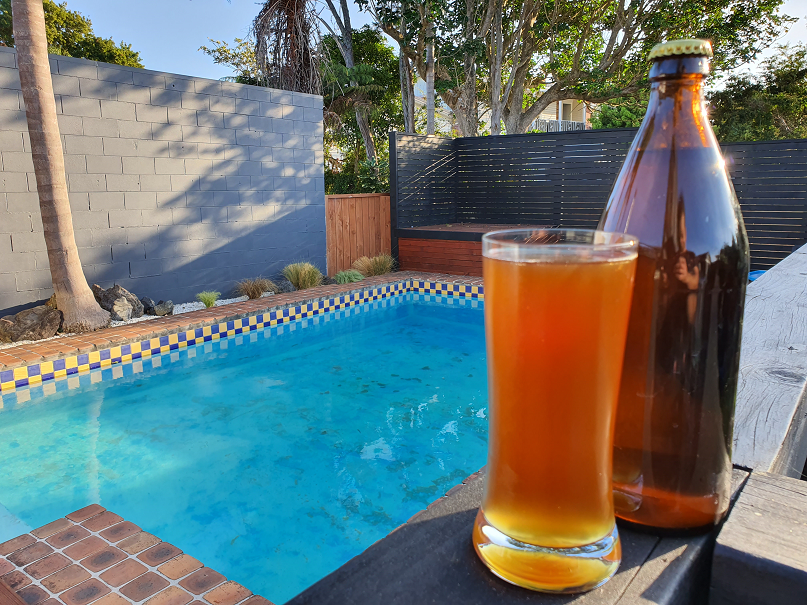 Russell Berg Home Brew